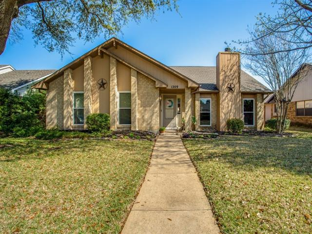 1209 Cherrywood Court Allen, TX 75002