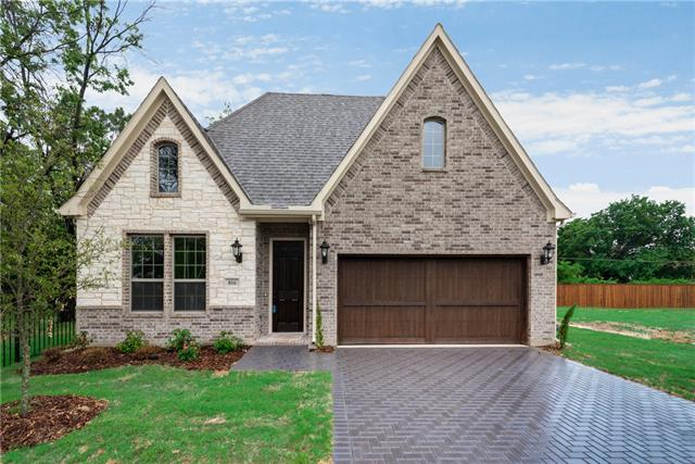 One of Keller 3 Bedroom Homes for Sale at 816 Brookstone Court