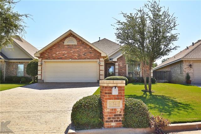 6341 Huntington Place Abilene, TX 79606