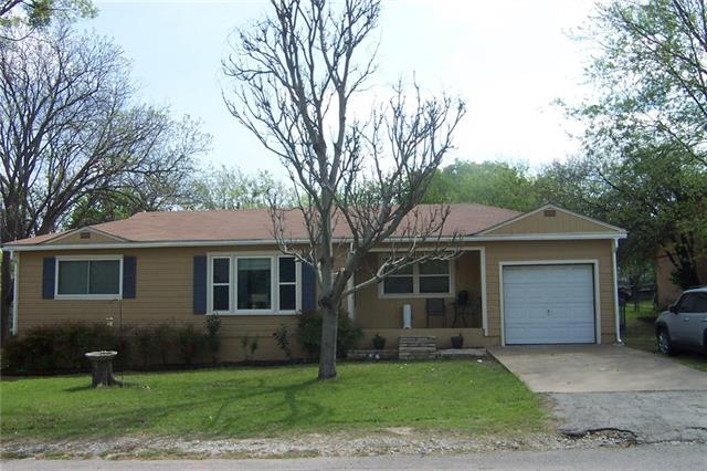 1409 S Elm Street, Weatherford in Parker County, TX 76086 Home for Sale