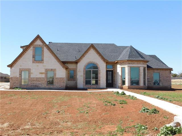 134 Rising Star Drive Abilene, TX 79606