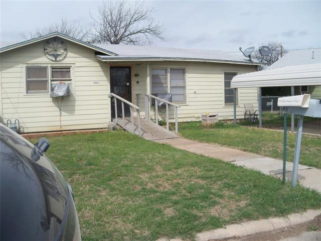1006 N Nueces Street S Coleman, TX 76834