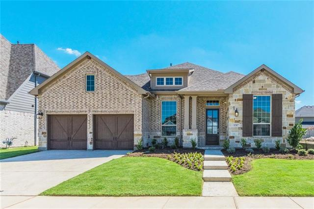 1517 13th Street, Argyle in Denton County, TX 76226 Home for Sale