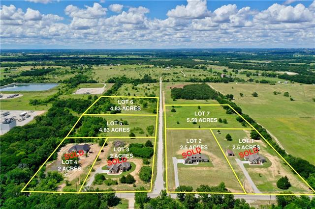 Lot 5 County Rd 3386 Paradise, TX 76073