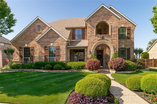 4211 Woodcrest Lane, Mansfield in Tarrant County, TX 76063 Home for Sale