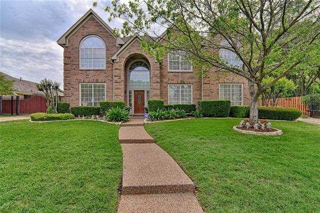 806 Glen Abbey Drive, Mansfield in Tarrant County, TX 76063 Home for Sale