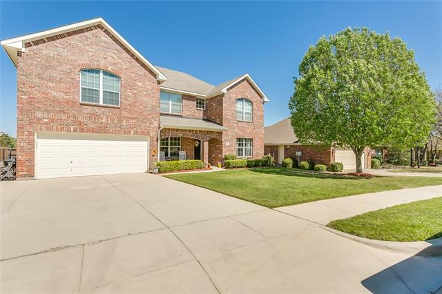 2715 Pinnacle Drive, Burleson, Texas