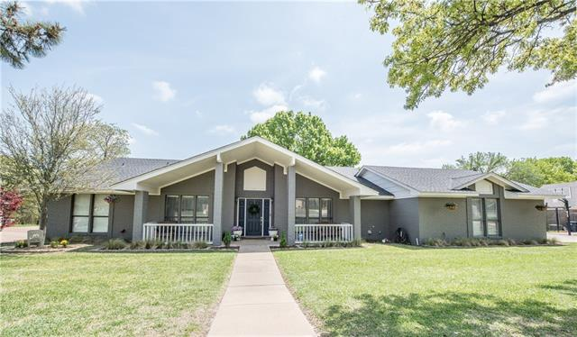 2209 Lakeforest Drive, Weatherford in Parker County, TX 76087 Home for Sale