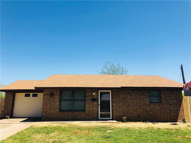 2305 Avenue N Anson, TX 79501