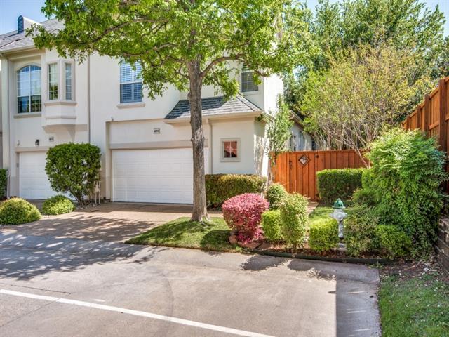 4090 Peabody Court, Addison in Dallas County, TX 75001 Home for Sale