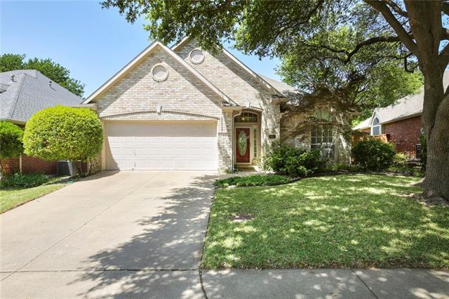 3891 Weller Run Court, Addison in Dallas County, TX 75001 Home for Sale