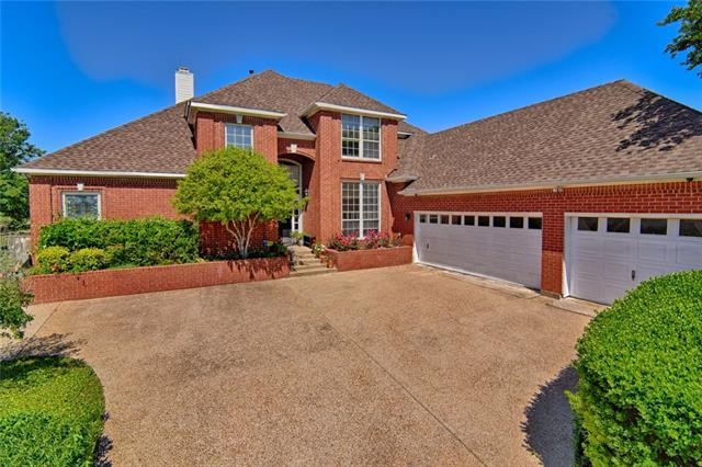809 Turnberry Drive, Mansfield in Tarrant County, TX 76063 Home for Sale