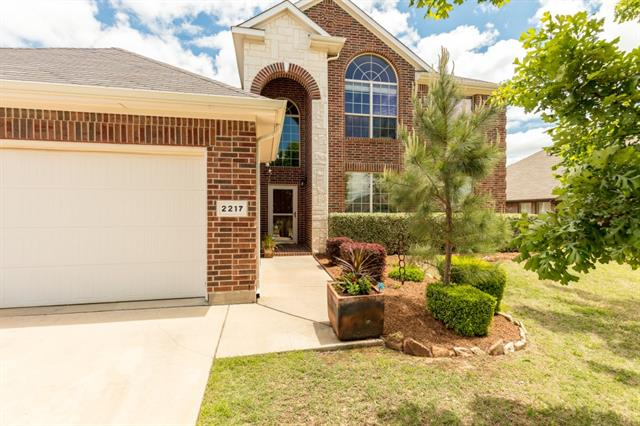 2217 Taylor Drive, Weatherford in Parker County, TX 76087 Home for Sale