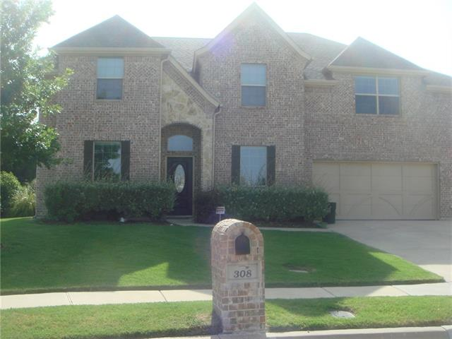 308 Caladium Court, Mansfield in Tarrant County, TX 76063 Home for Sale