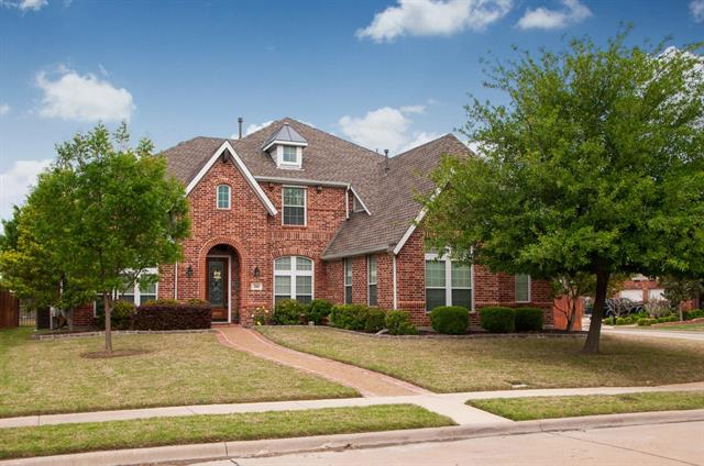 200 Pinnacle Drive, Mansfield in Tarrant County, TX 76063 Home for Sale