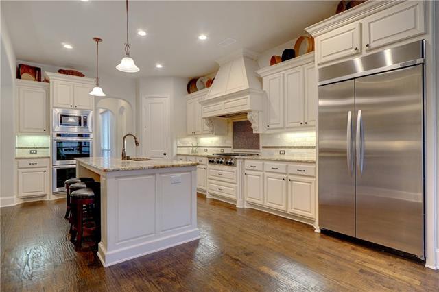 Keller Homes for Sale -  Custom,  1208 Ridgeway Drive