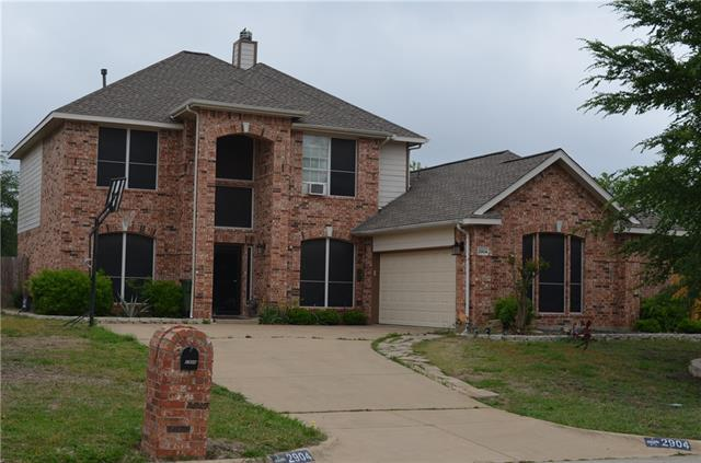 2904 Rocky Creek Drive, Mansfield in Tarrant County, TX 76063 Home for Sale