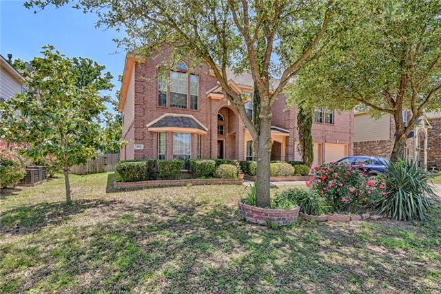 202 Forestridge Drive, Mansfield in Tarrant County, TX 76063 Home for Sale