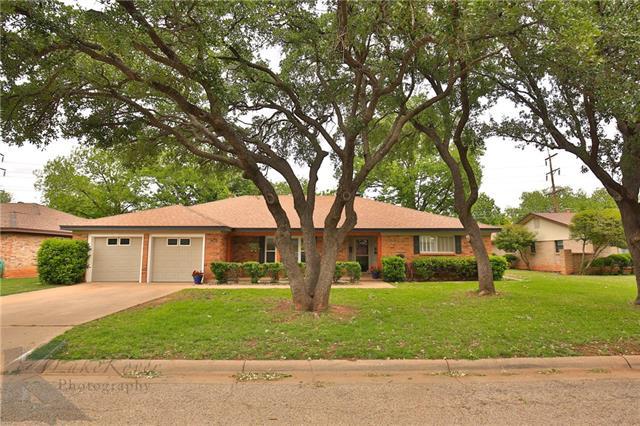 3634 Ligustrum Drive Abilene, TX 79605