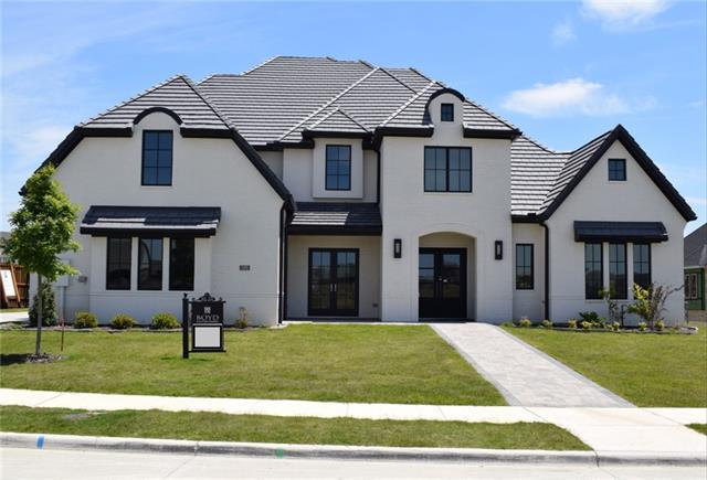 1105 Knoll Crest Drive, Mansfield, Texas