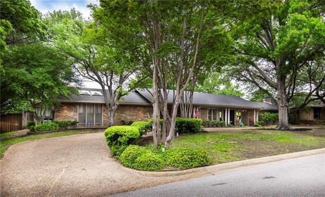 6517 Briarmeade Drive, Addison in Dallas County, TX 75254 Home for Sale