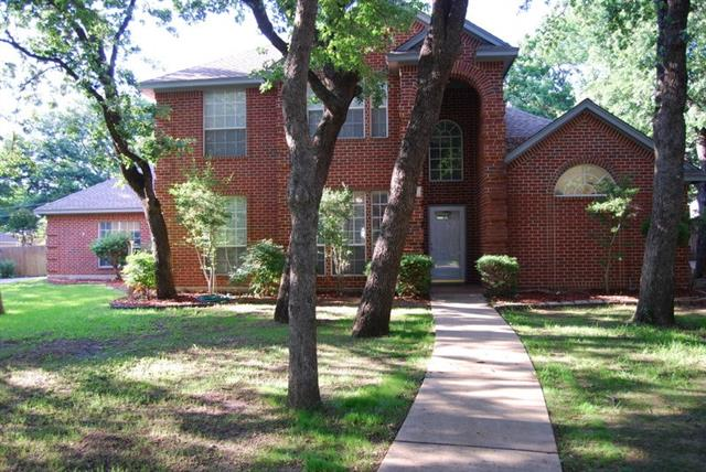 805 Oak Shadows Court, Mansfield in Tarrant County, TX 76063 Home for Sale