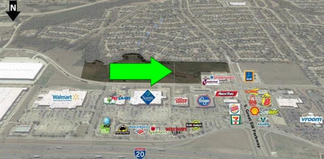 10 Ac Bardin & Great Sw Pkwy Grand Prairie, TX 75052
