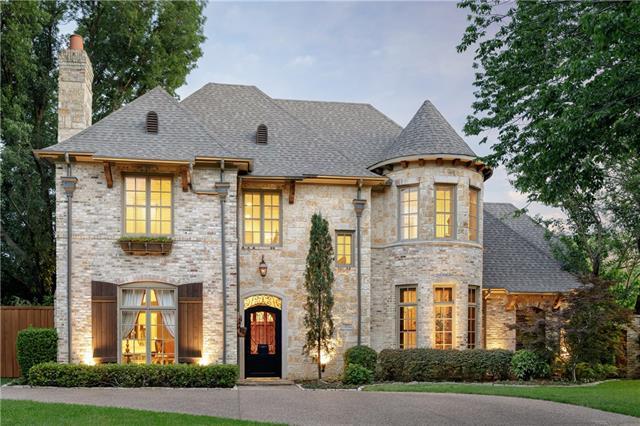 6630 Stefani Drive, Preston Hollow, Texas