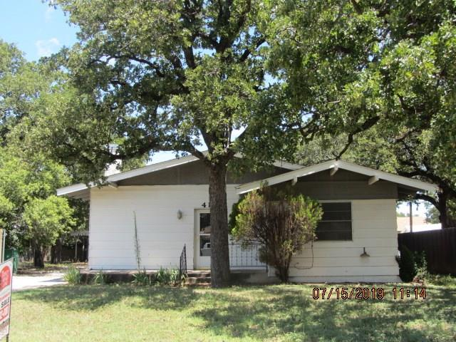416 E Conner Street Eastland, TX 76448