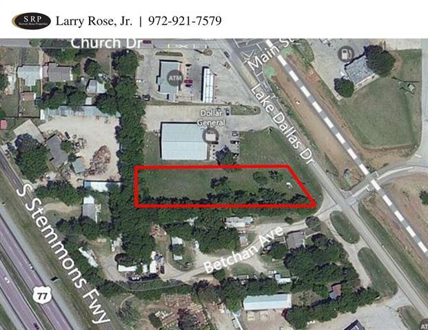 421 S Lake Dallas Drive Lake Dallas, TX 75065