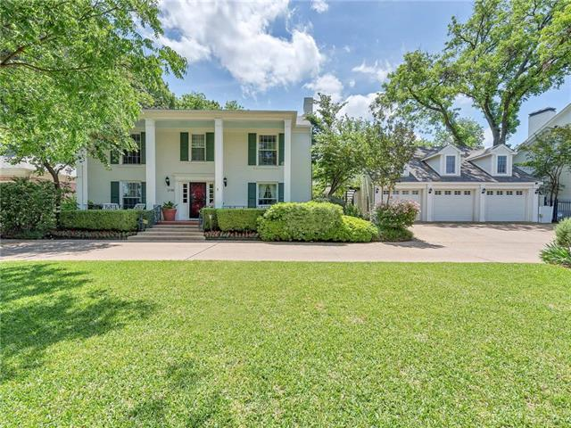 3748 Country Club Circle, one of homes for sale in Fort Worth Central West