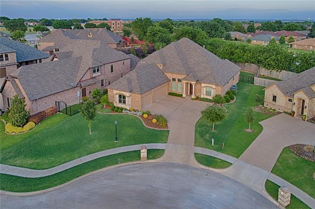 1102 Spyglass Drive, Mansfield in Tarrant County, TX 76063 Home for Sale