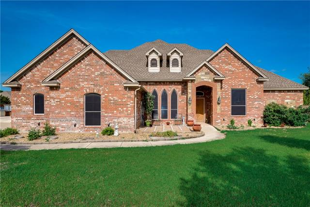 2517 Elk Hollow Lane, Weatherford in Parker County, TX 76085 Home for Sale