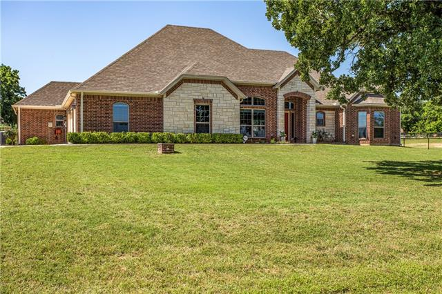 307 Ellis Creek Court, Weatherford in Parker County, TX 76085 Home for Sale