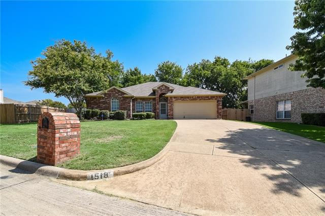 1518 Cheyenne Trail, Mansfield in Tarrant County, TX 76063 Home for Sale