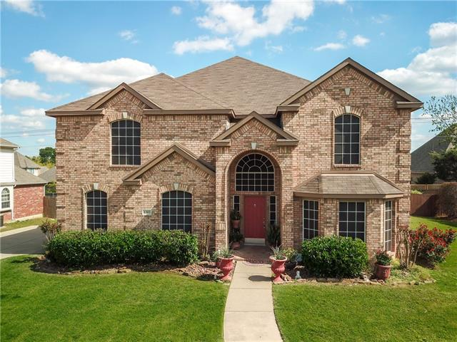 1305 Vistawood Drive, Mansfield in Tarrant County, TX 76063 Home for Sale