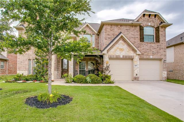 1407 Genesis Drive, Mansfield in Tarrant County, TX 76063 Home for Sale