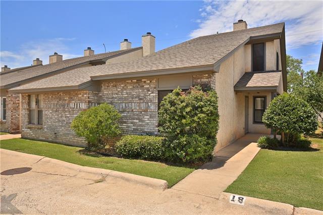 18 Crossroads Drive Abilene, TX 79605