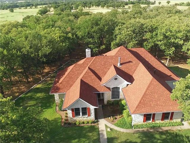 1110 Fletcher Road, Weatherford in Parker County, TX 76087 Home for Sale