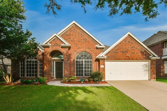 11 Monticello Court, Mansfield in Tarrant County, TX 76063 Home for Sale