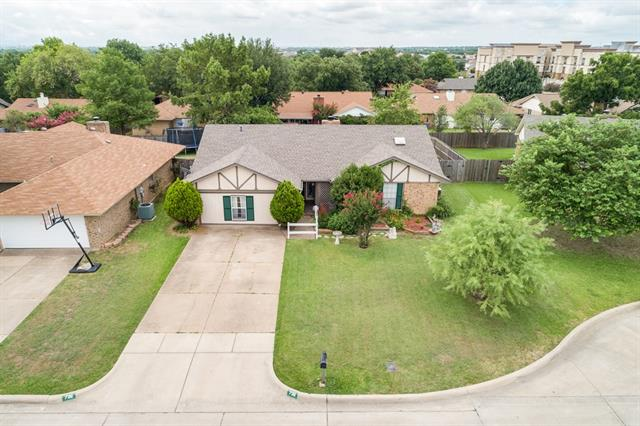 736 Kensington Lane, Mansfield in Tarrant County, TX 76063 Home for Sale