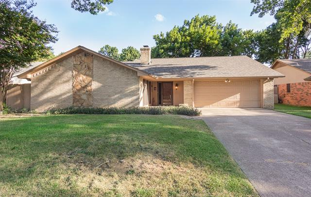 1008 Westminster Lane, Mansfield in Tarrant County, TX 76063 Home for Sale