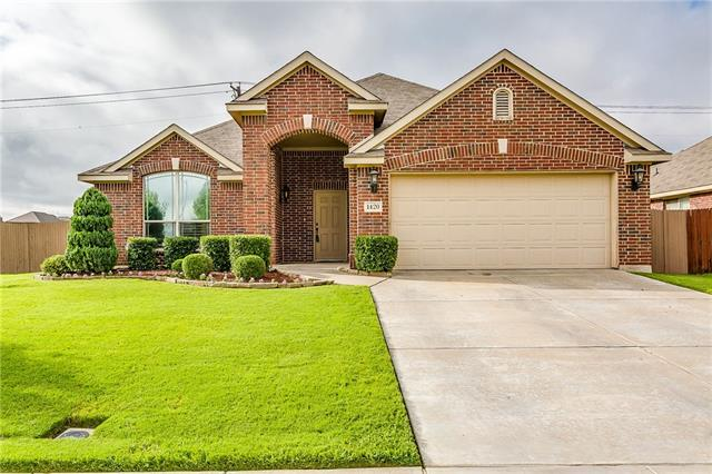 1420 Cowtown Drive, Mansfield in Johnson County, TX 76063 Home for Sale
