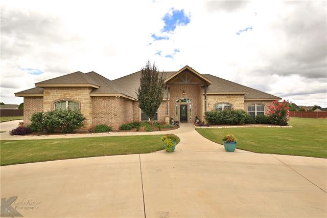 133 Peach Blossom Drive Abilene, TX 79602