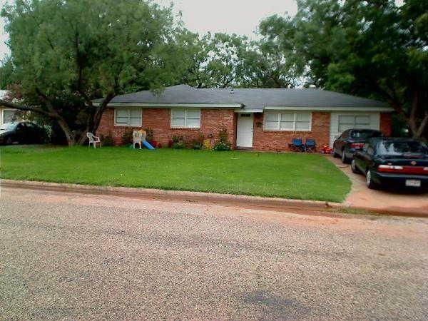 1406 Mimosa Drive Abilene, TX 79603