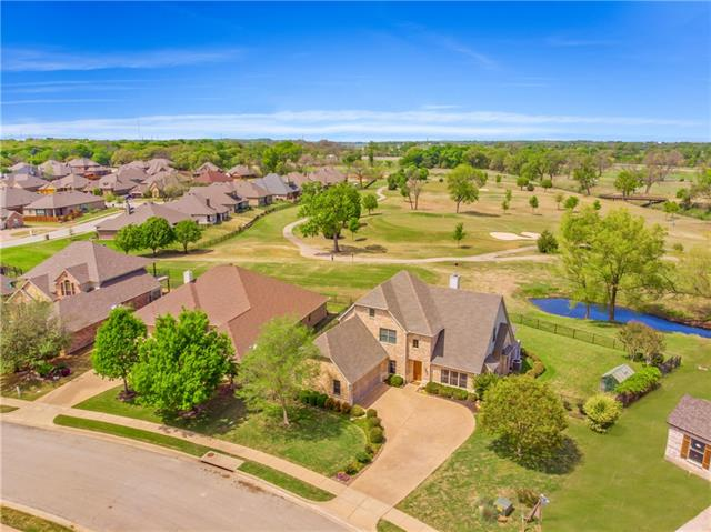 1121 Reata Drive, Weatherford in Parker County, TX 76087 Home for Sale