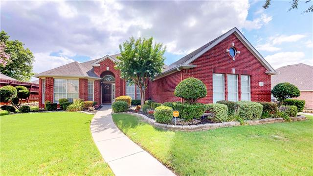 2907 Saint Maria Drive, Mansfield in Tarrant County, TX 76063 Home for Sale