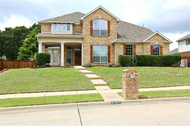 3107 Ridge Trace Circle, Mansfield in Tarrant County, TX 76063 Home for Sale