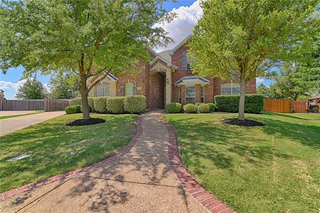606 Coble Ridge Court, Mansfield in Tarrant County, TX 76063 Home for Sale