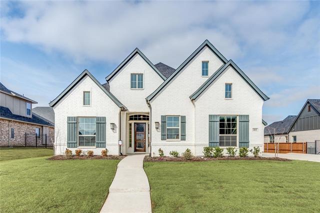 411 Pegasus Ridge, Argyle in Denton County, TX 76226 Home for Sale